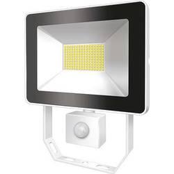 ESYLUX AFLBASICLED10W 3K WH LED zunanji reflektor LED 10 W EEK: LED (A++ - E) Bela