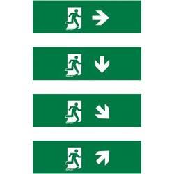 ESYLUX EN10077128 Piktogram Put spašavanja