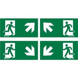 ESYLUX EN10077531 Piktogram Put spašavanja