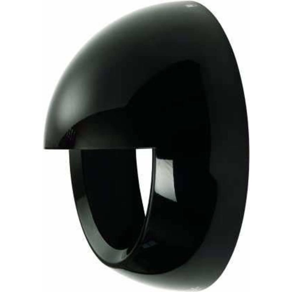ESYLUX EM10041112 pokrovna kapa črna