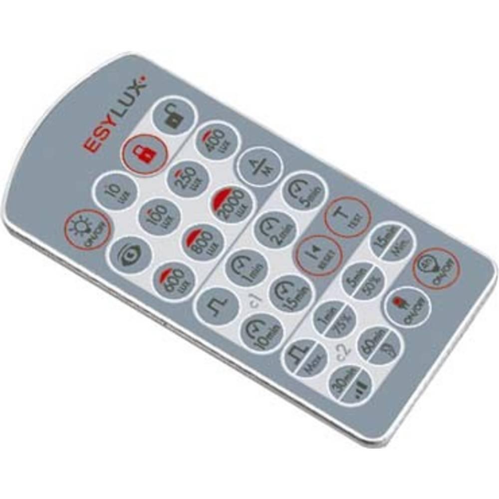 ESYLUX EM10425509 daljinski upravljalnik za javljalnik gibanja srebrna