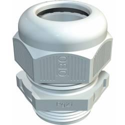 OBO Bettermann V-TEC PG21 LGR kabelska uvodnica 1.5 mm plastika, pa svijetlosiva 1 St.