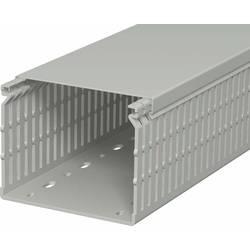 OBO Bettermann 6178233 kanal za ožičenje (D x Š x V) 2000 x 100 x 80 mm 1 St. kameno-siva