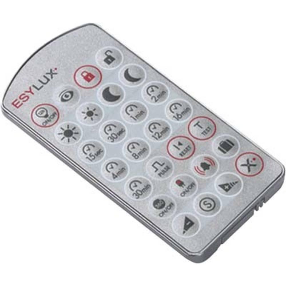 ESYLUX EM10016004 daljinski upravljalnik za javljalnik gibanja srebrna