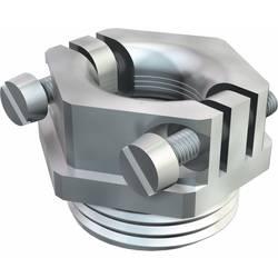 Tlačni vijak PG7 Metal Prirodna OBO Bettermann 157 MS PG 7 100 ST