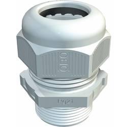OBO Bettermann V-TEC L PG16 SGR kabelska uvodnica 1.5 mm plastika, pa 25 kos