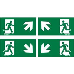 ESYLUX EN10077517 Piktogram Put spašavanja