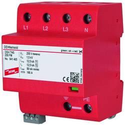 Kombinirani odvodnik Zaštita od prenapona za: Razdjelni ormar DEHN 941405 DSH TNS 255 FM DEHNshield 941405 50 kA