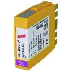 Kombinirani odvodnik Zaštita od prenapona za: Razdjelni ormar DEHN 920344 BLITZDUCTOR XT BXT ML4 BD 24 920344 20 kA