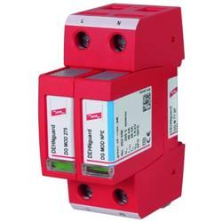 Odvodnik za prenaponsku zaštitu Zaštita od prenapona za: Razdjelni ormar DEHN 952110 DEHNguard DGM TT2P 275 952110 40 kA