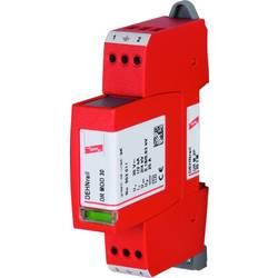 Prenapetostna zaščita-odvodnik Prenapetostna zaščita za: Razdelilna omarica DEHN 953206 DEHNrail DR M2P 30FM 2polig 953206 2 kA