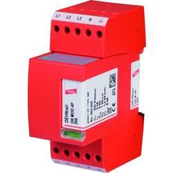 Prenapetostna zaščita-odvodnik Prenapetostna zaščita za: Razdelilna omarica DEHN 953400 DEHNrail DRM 4P 255 4polig 953400 8 kA