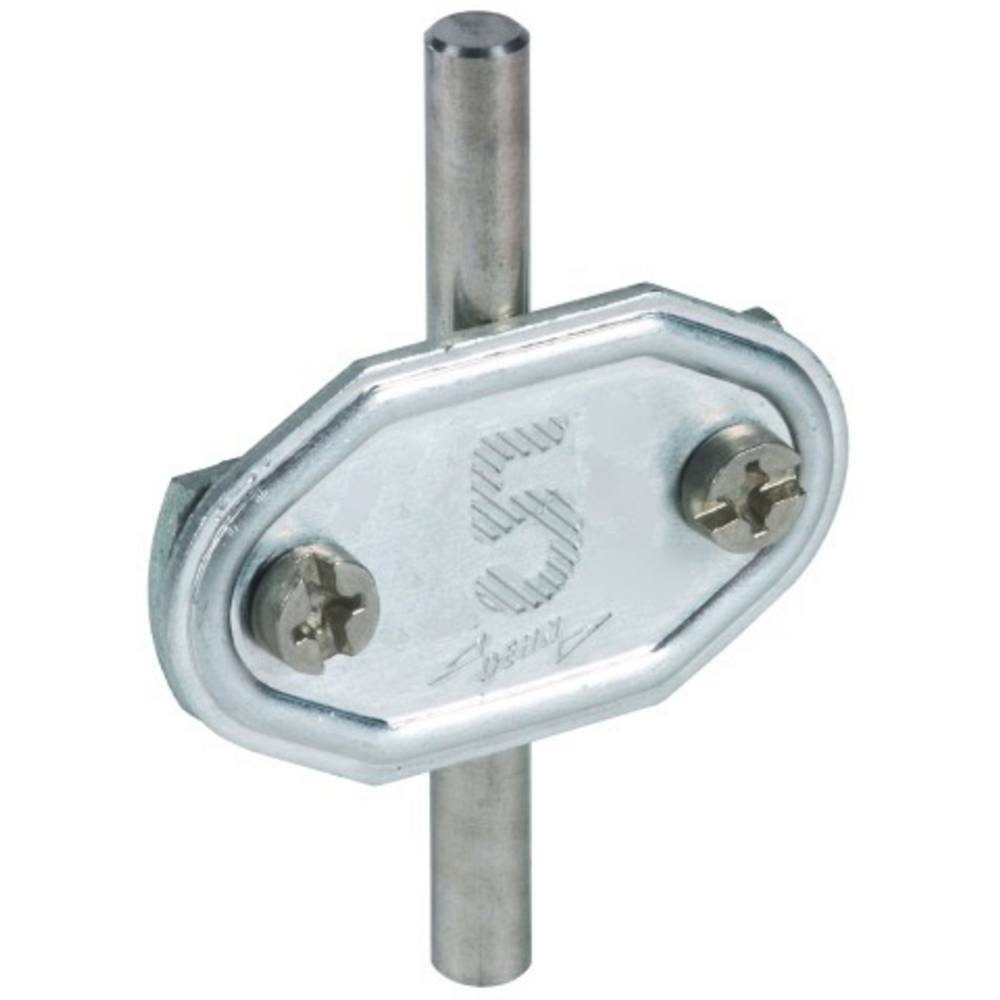 Pričvrsni element za prenaponsku zaštitu DEHN mit Nummer 10 Al f. Rd 7- 10/Fl 30mm 481010