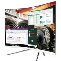 LED zaslon 80 cm (31.5 ) Denver MLC-3201 ATT.CALC.EEK A (A++ - E) 1920 x 1080 piksel Full HD 8 ms VGA, HDMI™, DVI VA LED