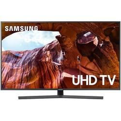 Samsung UE55RU7409 LED televizor 138 cm 55  ATT.CALC.EEK A (A++ - E) DVB-T2, DVB-C, DVB-S, UHD, Smart TV, WLAN, CI+ Crna