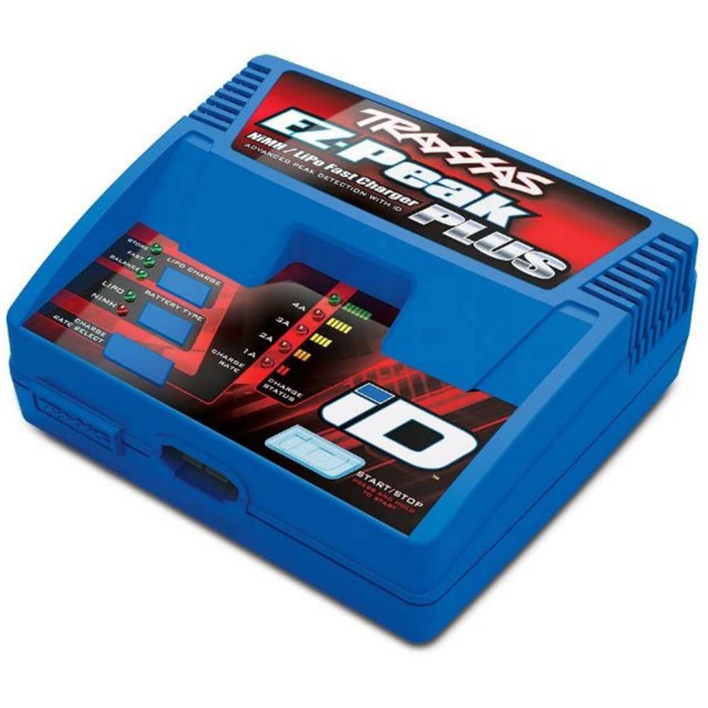 Večnamenski polnilnik akumulatorjev za modelarstvo 100 V, 230 V 4 A Traxxas EZ-Peak Plus 4A