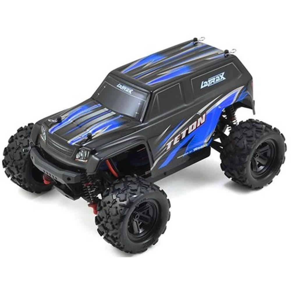 Traxxas Latrax Teton s ščetkami 1:18 RC Modeli avtomobilov Elektro Monster Truck Pogon na vsa kolesa (4WD) 100% RtR 2,4 GHz