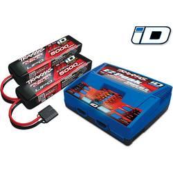 večnamenski polnilnik akumulatorjev za modelarstvo 100 V, 230 V 8 A Traxxas Dual EZ Peak Plus