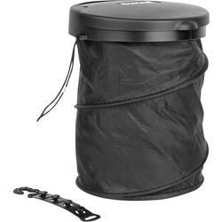 Kontejner za limenke Eufab Garbage bucket foldable (Ø x V) 160 mm x 205 mm Crna 1 ST