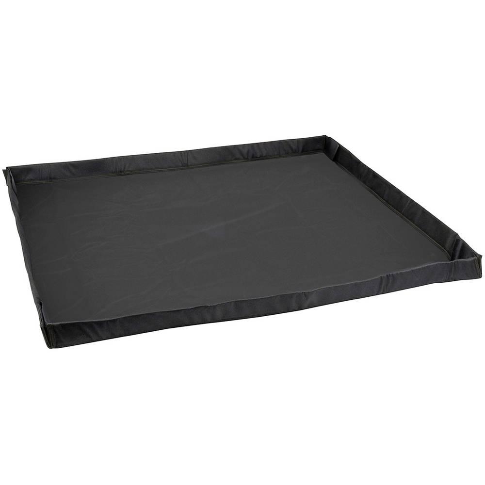 podloga za prtljažnik (D x Š x V) 88 x 76 x 5 cm crna APA 23441