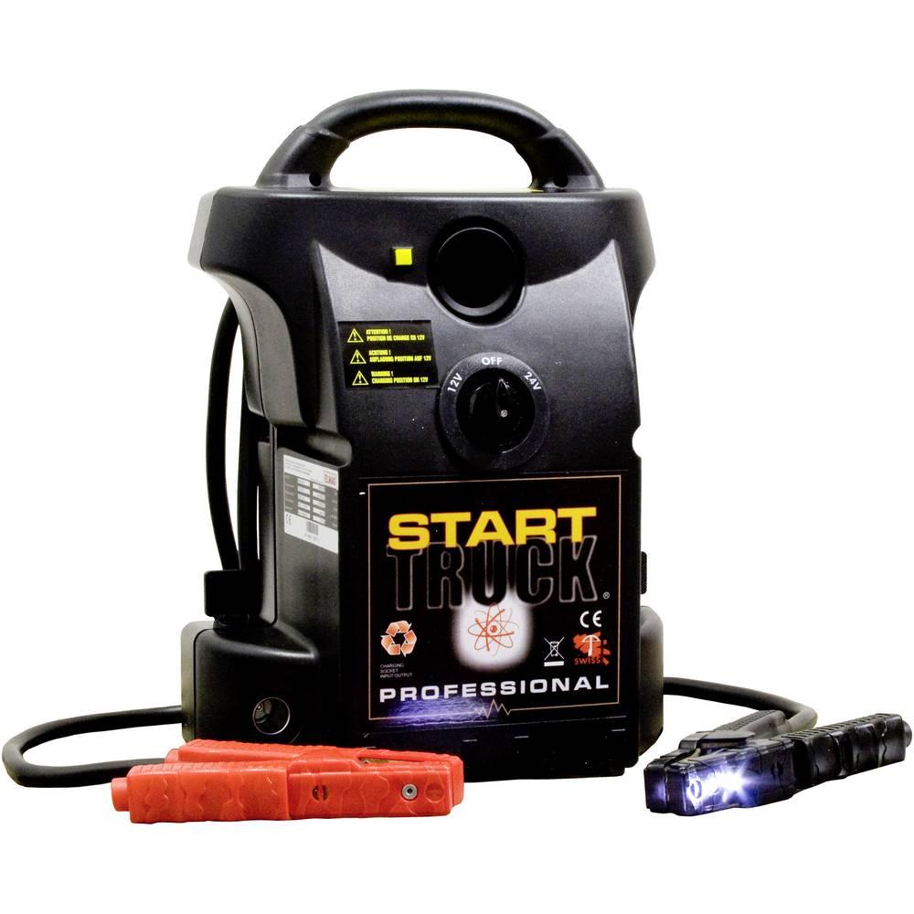 ELMAG sistem za hitri zagon START TRUCK 5000/2500 Ampere 55072 Tok pomoči ob zagonu=1800 A Tok za pomoč pri zagonu=900 A