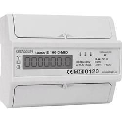 Grässlin TAXXO E 100-3-MID 230-400V 50HZ merilnik elektrike digitalni Uradno potrjen: da 1 kos