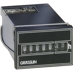 Grässlin TAXXO 612 AC 220-240 V +- 10 % 50 Hz Betriebsstundenzähler