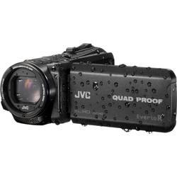 JVC GZ-R445BEU videokamera 7.6 cm 2.99 palec 2.5 Mio. pikslov Zoom (optični): 40 x črna