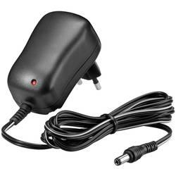 Goobay 57288 plug-in napajalnik, nespremenljiva napetost 12 V 1 A 12 W