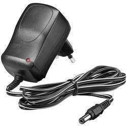 Goobay 57287 plug-in napajalnik, nespremenljiva napetost 12 V 0.6 A 7.2 W