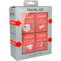 Komplet potovalnih adapterjev Travelkit EU Skross 6.100501