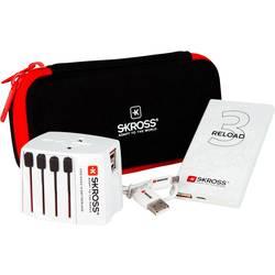 Komplet potovalnih adapterjev Power Case Bundle Skross 6.100551-X