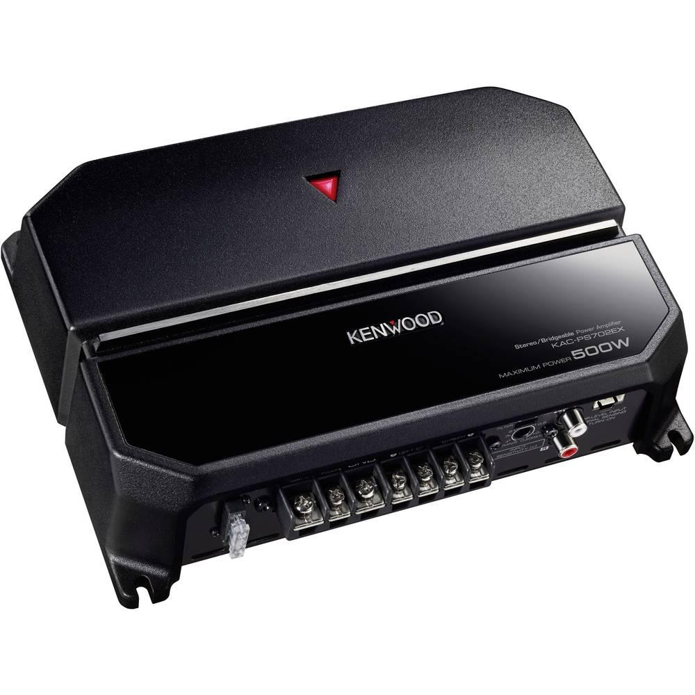 Kenwood KAC-PS702EX 2-kanalni ojačevalnik 500 W
