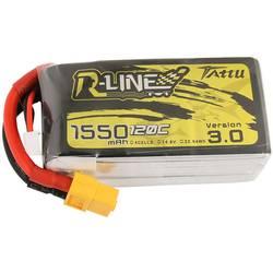 LiPo akumulatorski paket za modele 14.8 V 1550 mAh Broj ćelija: 4 120 C Tattu Softcase XT60