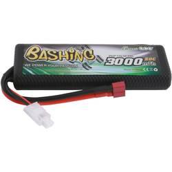 Gens ace LiPo akumulatorski paket za modele 7.4 V 3000 mAh Število celic: 2 50 C Mehka torba T-priključni sistem