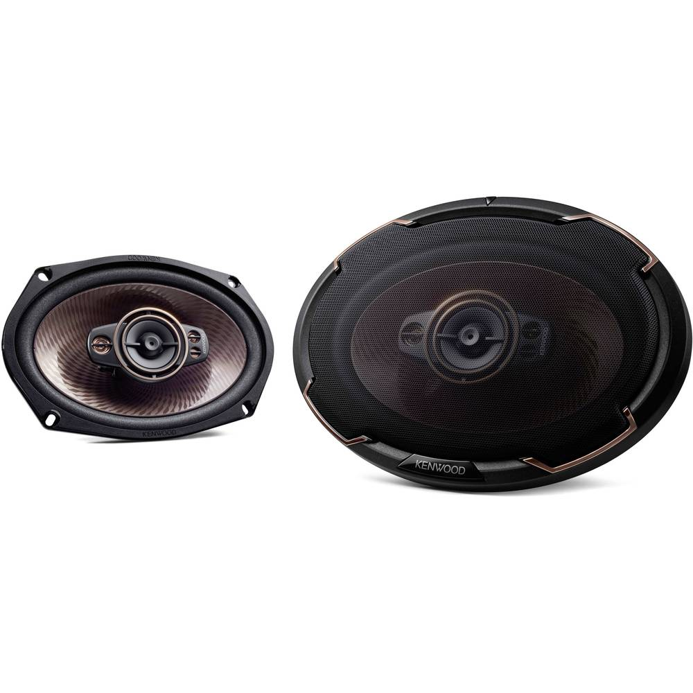 Kenwood KFC-PS6996 5-sistemski koaksialni zvočniki za vgradnjo 650 W Vsebina: 1 par