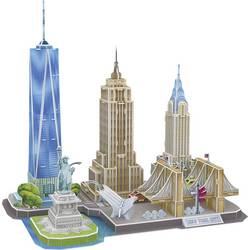 Revell 3D-Puzzle New York Skyline 00142