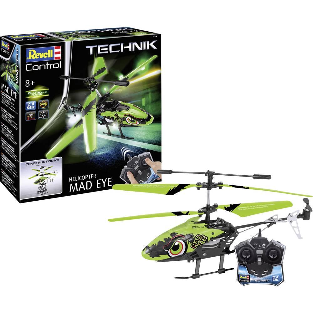 Revell Control MadEye RC helikopter za začetnike komplet za sestavljanje