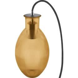 namizna svetilka led, halogenka E27 LEDVANCE Vintage 1906 Carved 4058075217300 oranžna