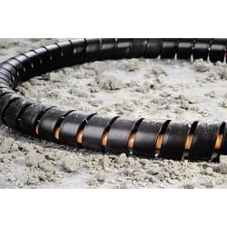 Spiralno crijevo Crna SPF35-PP-BK HellermannTyton 1 m