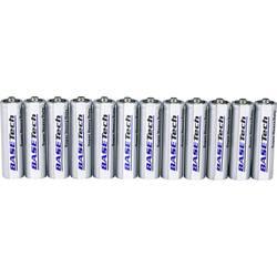 mignon (AA) baterija cink-ugljikov Basetech R6 1.5 V 12 St.