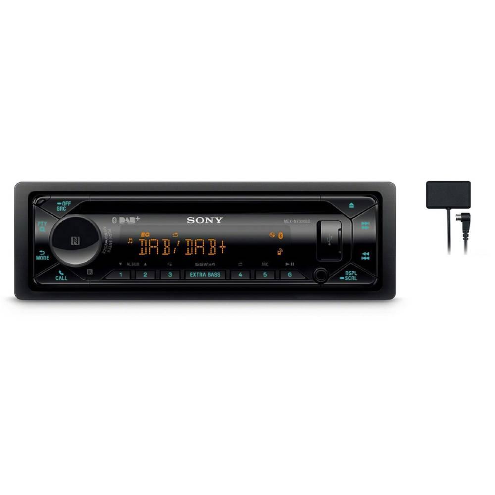 Sony MEX-N7300KIT avtoradio DAB+ radijski sprejemnik, Bluetooth® komplet za prostoročno telefoniranje