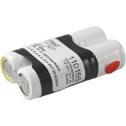 Akku Med akumulator za medicinsko tehniko Nadomešča originalno baterijo 72700-110 Welch Allyn 7.2 V 110 mAh