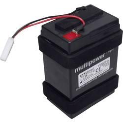 Akku Med akumulator za medicinsko tehniko Nadomešča originalno baterijo 4200-84 Welch Allyn 6 V 4500 mAh