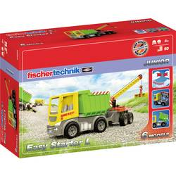 Komplet za sestavljanje fischertechnik JUNIOR Easy Starter L 548903 Od 3 leta dalje