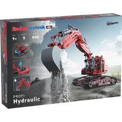 Komplet za sestavljanje fischertechnik PROFI Hydraulic 548888