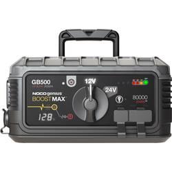 NOCO Brzi start sustav Max 20000A Lithium Jump Starter GB500 Struja pri startu (12 V)=20000 A Početna struja (24 V)=20000 A