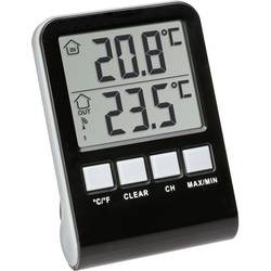 TFA Dostmann Funk-Poolthermometer Palma termometar za bazene crna