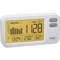 TFA Dostmann AirCo2ntrol COACH CO2 prikaz/CO2 mjerač bijela