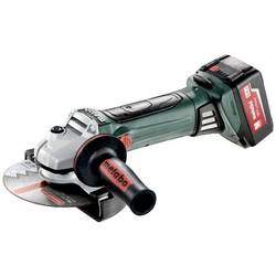 aku kutna brusilica uklj. 2 akumulatora, uklj. oprema Metabo W 18 LTX 150 Quick 600404650